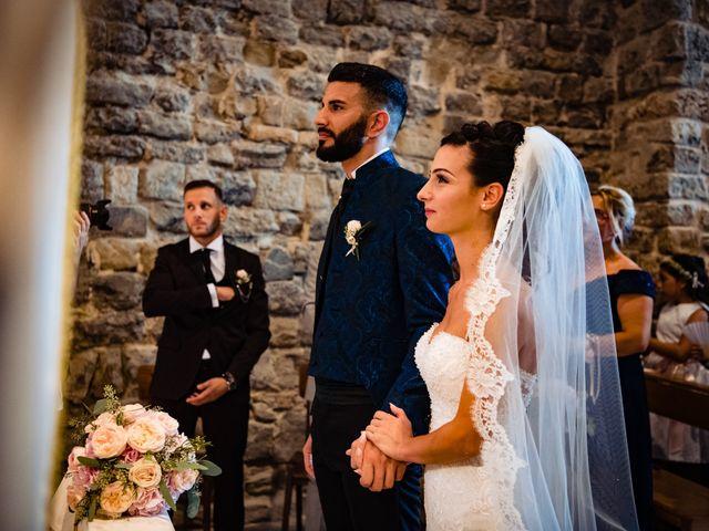 Il matrimonio di Marco e Federica a Bordighera, Imperia 25
