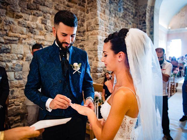 Il matrimonio di Marco e Federica a Bordighera, Imperia 27