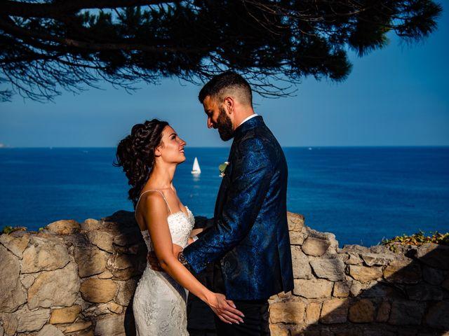 Il matrimonio di Marco e Federica a Bordighera, Imperia 33