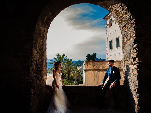 Il matrimonio di Marco e Federica a Bordighera, Imperia 2