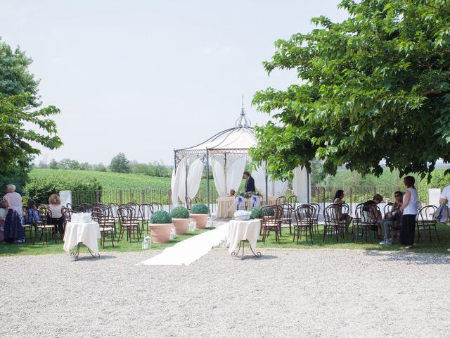 Il matrimonio di Daniele e Jessica a Montebello della Battaglia, Pavia 14