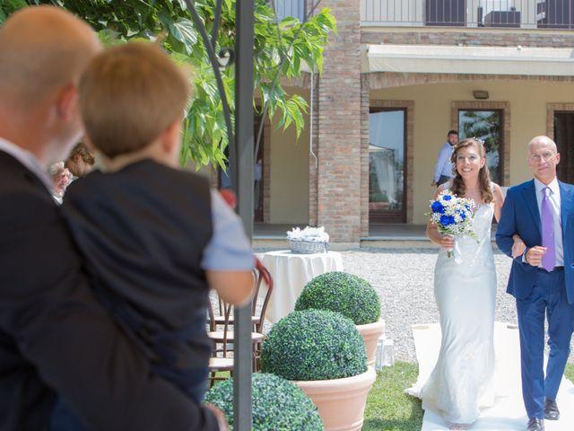Il matrimonio di Daniele e Jessica a Montebello della Battaglia, Pavia 15