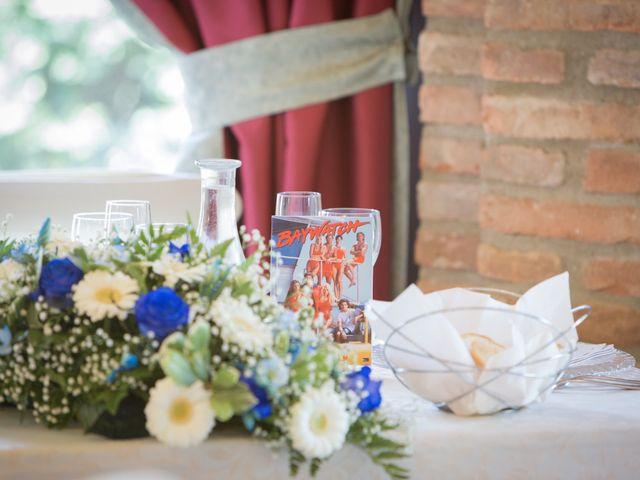 Il matrimonio di Daniele e Jessica a Montebello della Battaglia, Pavia 18