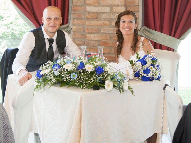 Il matrimonio di Daniele e Jessica a Montebello della Battaglia, Pavia 22