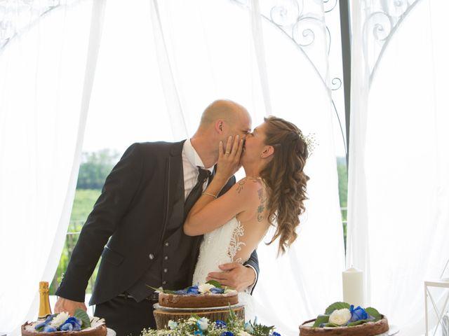 Il matrimonio di Daniele e Jessica a Montebello della Battaglia, Pavia 25