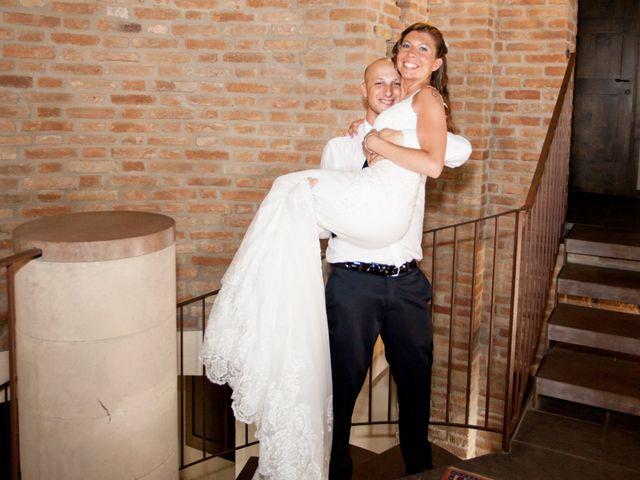 Il matrimonio di Daniele e Jessica a Montebello della Battaglia, Pavia 27