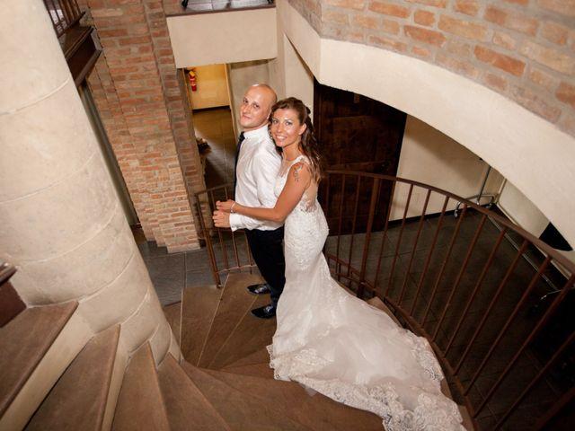Il matrimonio di Daniele e Jessica a Montebello della Battaglia, Pavia 28