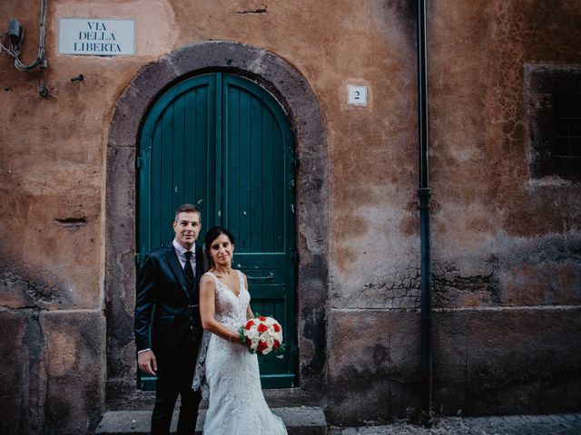 Le nozze di Milena e Gianluca