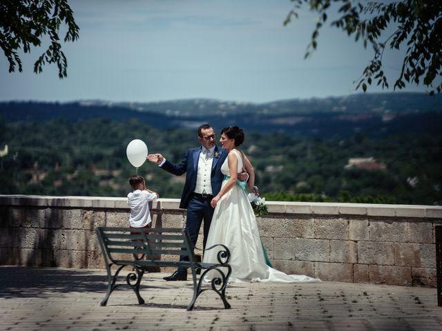 Il matrimonio di Vito e Antonella a Ceglie Messapica, Brindisi 31