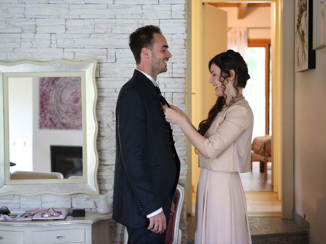 Il matrimonio di Andrea e Elena a Besozzo, Varese 2