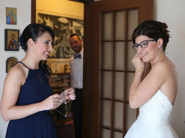 Il matrimonio di Andrea e Elena a Besozzo, Varese 3