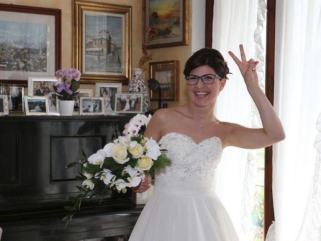 Il matrimonio di Andrea e Elena a Besozzo, Varese 4