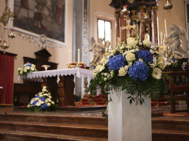 Il matrimonio di Andrea e Elena a Besozzo, Varese 6