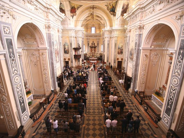 Il matrimonio di Andrea e Elena a Besozzo, Varese 8