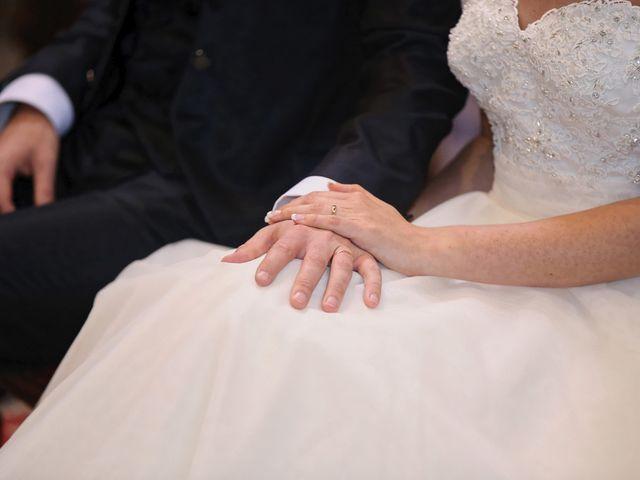 Il matrimonio di Andrea e Elena a Besozzo, Varese 9