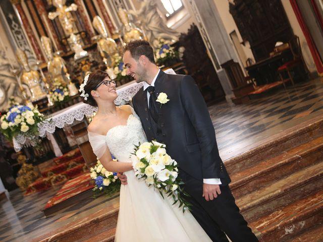 Il matrimonio di Andrea e Elena a Besozzo, Varese 10