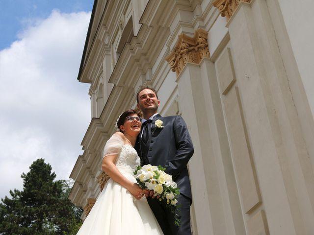 Il matrimonio di Andrea e Elena a Besozzo, Varese 11