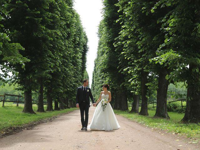Il matrimonio di Andrea e Elena a Besozzo, Varese 13