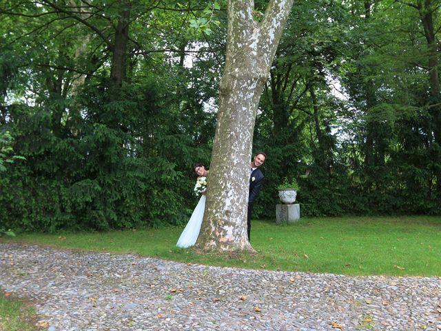 Il matrimonio di Andrea e Elena a Besozzo, Varese 15