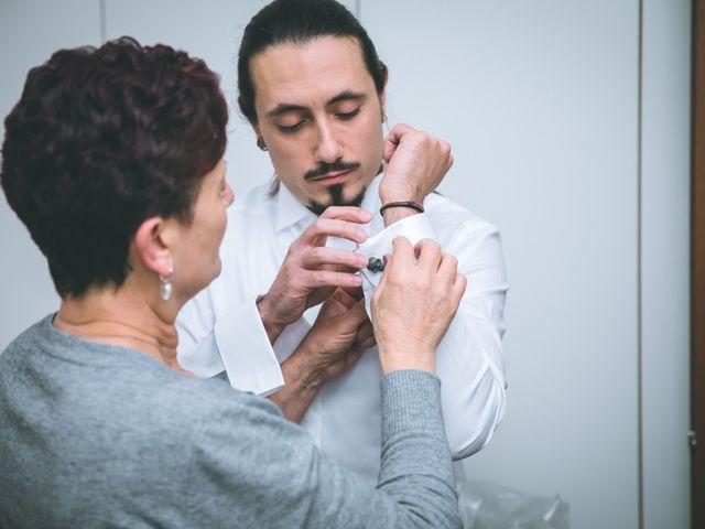 Il matrimonio di Giovanni e Fabiana a Albairate, Milano 17