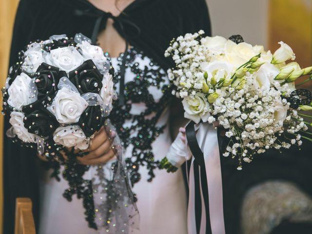 Il matrimonio di Giovanni e Fabiana a Albairate, Milano 80