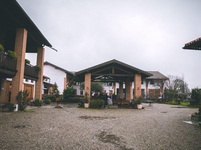 Il matrimonio di Giovanni e Fabiana a Albairate, Milano 85
