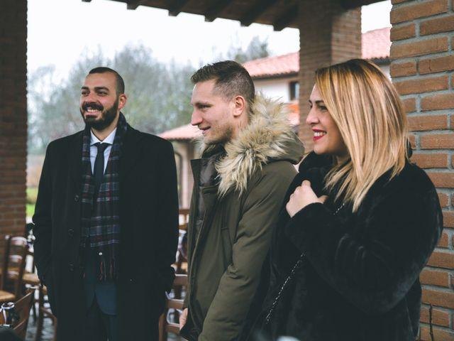 Il matrimonio di Giovanni e Fabiana a Albairate, Milano 89
