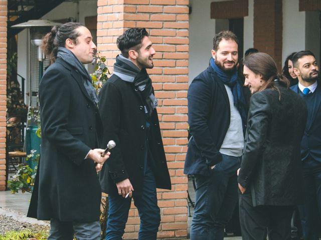 Il matrimonio di Giovanni e Fabiana a Albairate, Milano 102