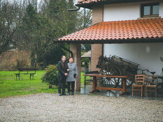 Il matrimonio di Giovanni e Fabiana a Albairate, Milano 103