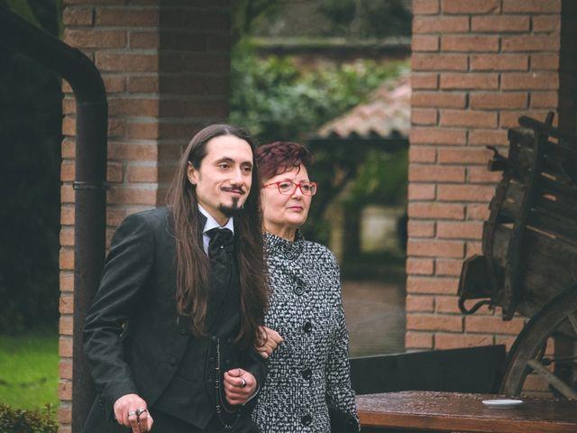 Il matrimonio di Giovanni e Fabiana a Albairate, Milano 104