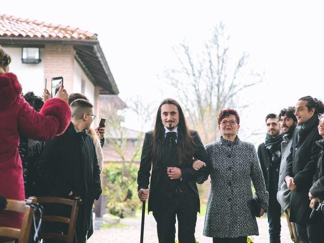 Il matrimonio di Giovanni e Fabiana a Albairate, Milano 105