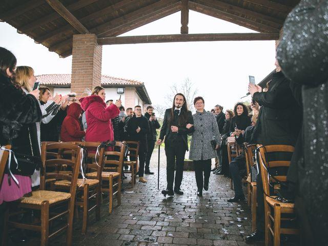Il matrimonio di Giovanni e Fabiana a Albairate, Milano 106