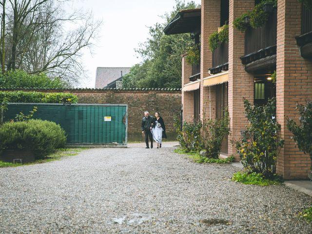 Il matrimonio di Giovanni e Fabiana a Albairate, Milano 109