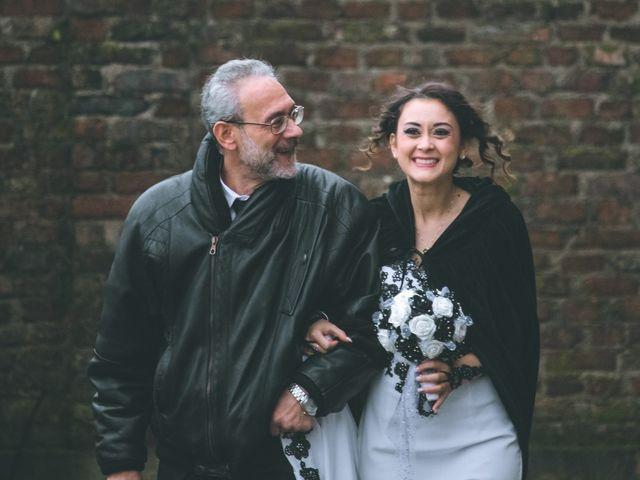 Il matrimonio di Giovanni e Fabiana a Albairate, Milano 110