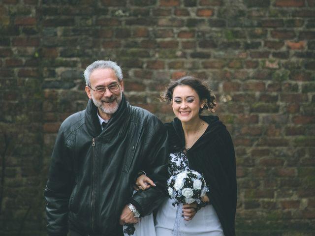 Il matrimonio di Giovanni e Fabiana a Albairate, Milano 111