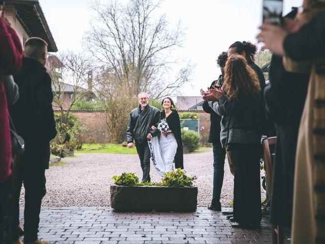 Il matrimonio di Giovanni e Fabiana a Albairate, Milano 113