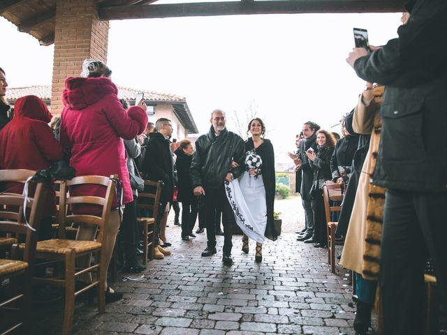 Il matrimonio di Giovanni e Fabiana a Albairate, Milano 115