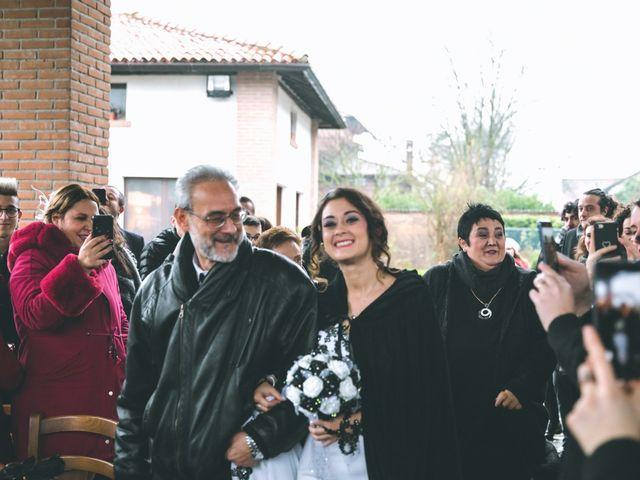 Il matrimonio di Giovanni e Fabiana a Albairate, Milano 116