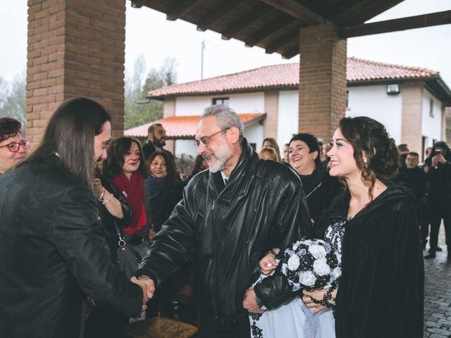 Il matrimonio di Giovanni e Fabiana a Albairate, Milano 118