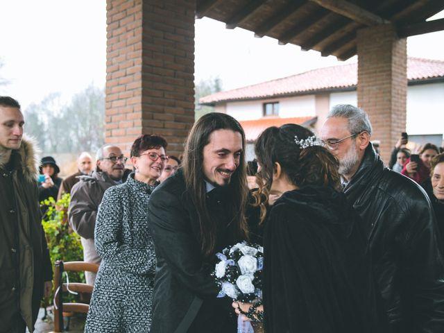 Il matrimonio di Giovanni e Fabiana a Albairate, Milano 119