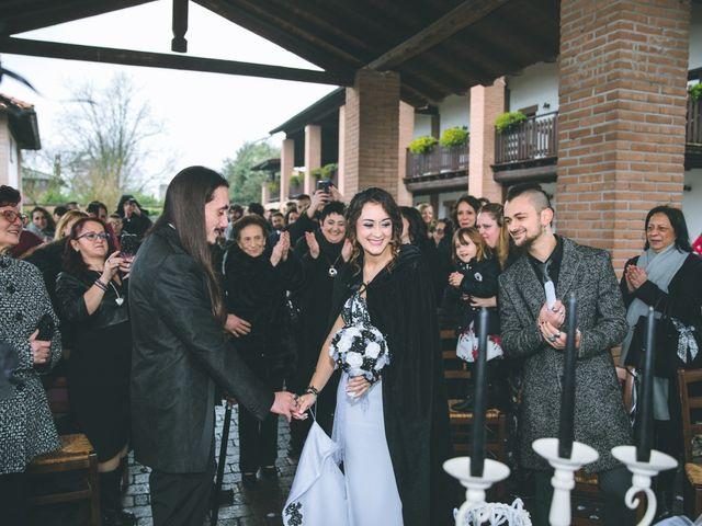 Il matrimonio di Giovanni e Fabiana a Albairate, Milano 120