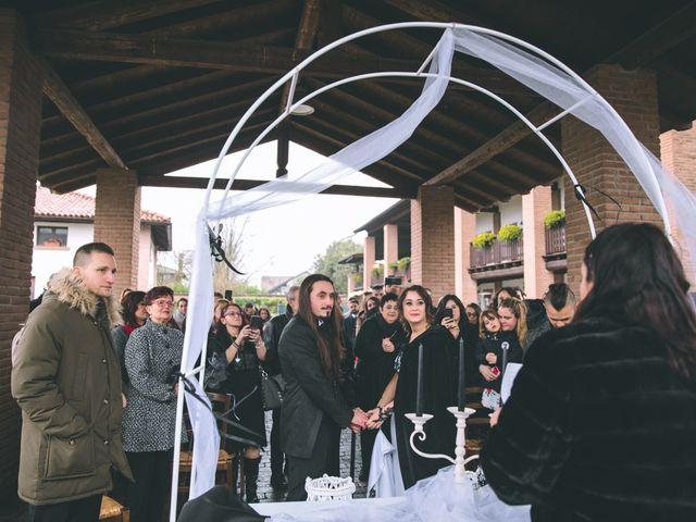 Il matrimonio di Giovanni e Fabiana a Albairate, Milano 121