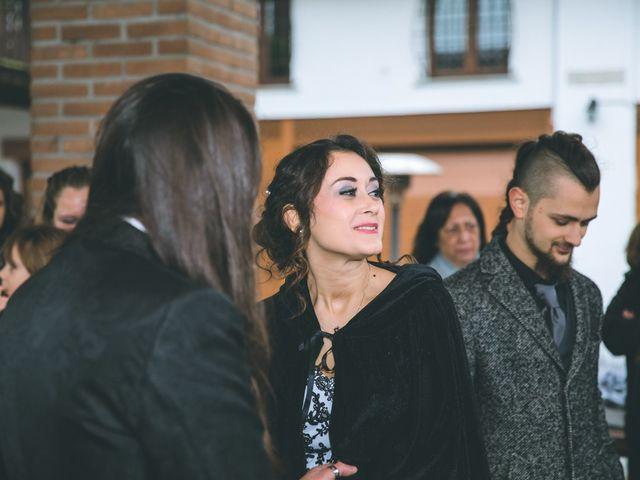 Il matrimonio di Giovanni e Fabiana a Albairate, Milano 129