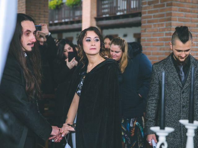 Il matrimonio di Giovanni e Fabiana a Albairate, Milano 130