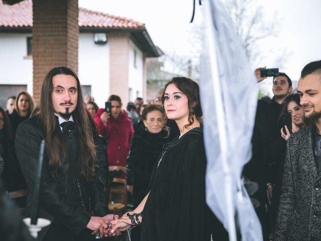 Il matrimonio di Giovanni e Fabiana a Albairate, Milano 133