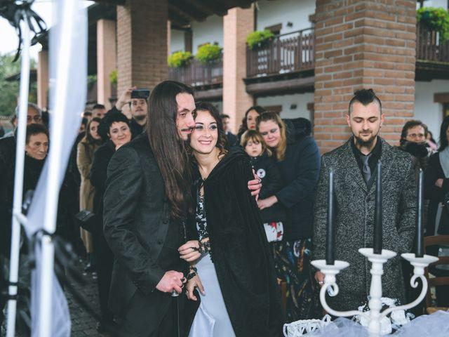 Il matrimonio di Giovanni e Fabiana a Albairate, Milano 136