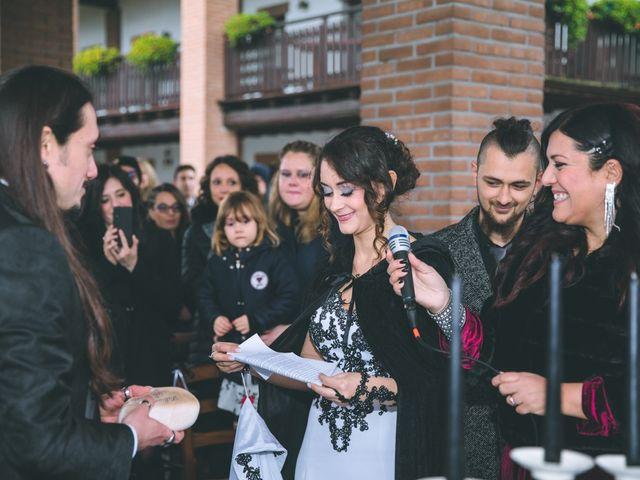 Il matrimonio di Giovanni e Fabiana a Albairate, Milano 137