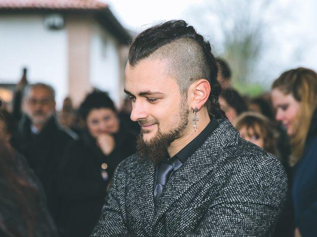 Il matrimonio di Giovanni e Fabiana a Albairate, Milano 140