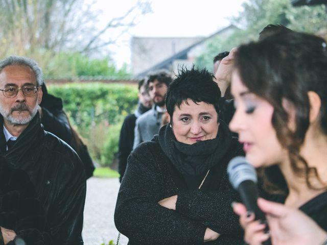 Il matrimonio di Giovanni e Fabiana a Albairate, Milano 143
