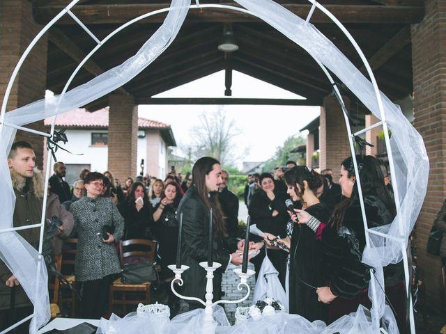 Il matrimonio di Giovanni e Fabiana a Albairate, Milano 146